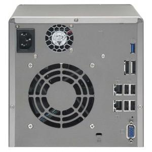 QNAP TS-459 Pro II Connectivity Ports