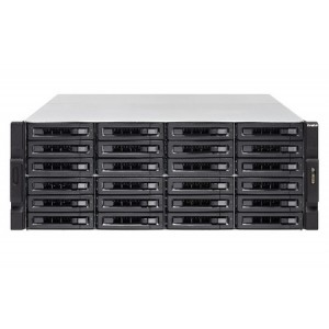 QNAP TS-EC2480U R2 24-bay 4U Rackmount NAS with Intel Xeon E3 v3 Processor