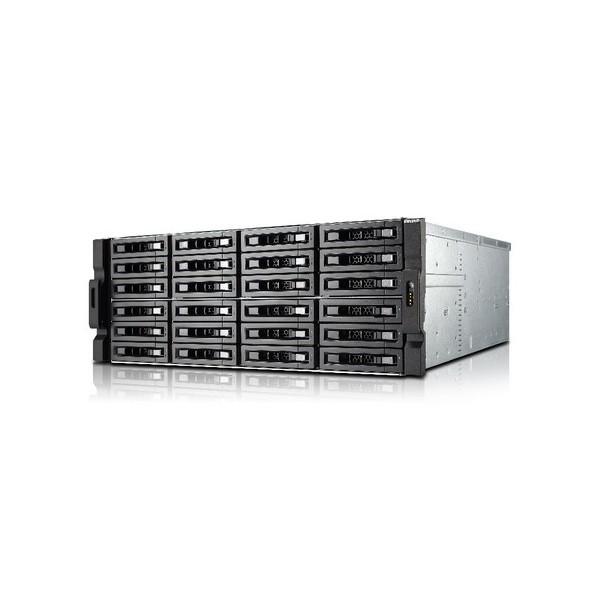 QNAP TS EC2480U R2 24 Bay 4U Rackmount NAS With Intel Xeon