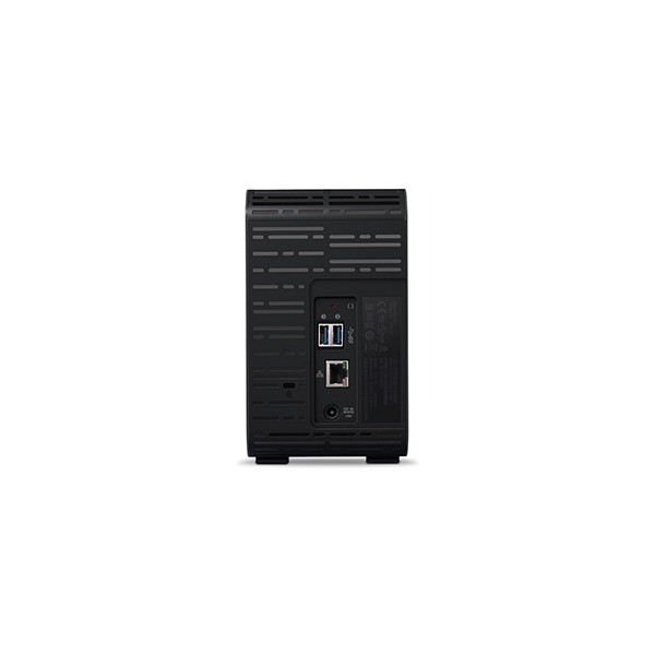 WD My Cloud EX2 Ultra (WDBVBZ0040JCH) 4TB 2-Bay NAS - NAS
