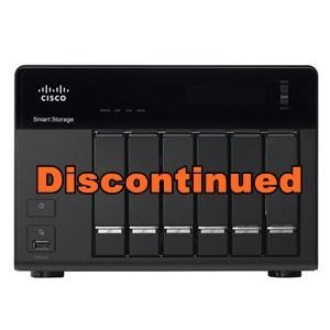 Cisco NAS NSS326 6-Bay Smart Storage