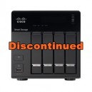 Cisco NAS NSS324 4-Bay Smart Storage