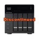 Cisco NAS NSS324 4-Bay Smart Storage