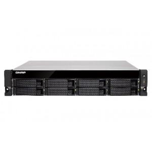 QNAP TS-831XU-RP-4G High-performance 8-bay Rackmount NAS