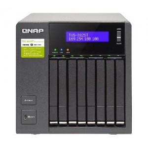 QNAP TVS-882ST2-i5-8G 8-Bay NAS with Thunderbolt 2 / 10GbE