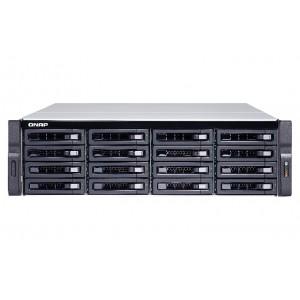 QNAP TS-1673U-RP-64G High-performance Quad-Core 16-bay Rackmount NAS