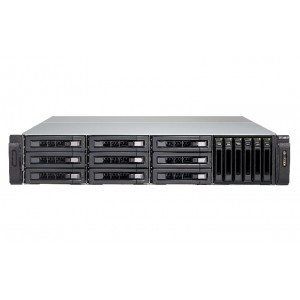 QNAP TVS-1582TU-i7-32G 15-Bay Thunderbolt 3 Rackmount NAS