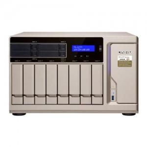 QNAP TS-1277-1700-64G 12-Bay Ryzen-based NAS