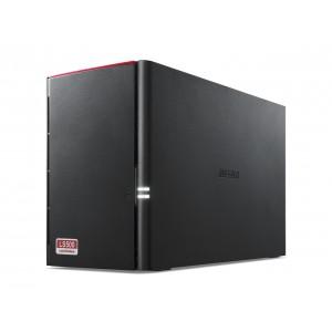 Buffalo LinkStation 500 LS520D0402-AP 2-Bay NAS (2TBx2)