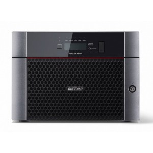 Buffalo TeraStation TS5810DN3204-WR 32TB 8-Bay / 4 (Partially Populated) Corporate NAS