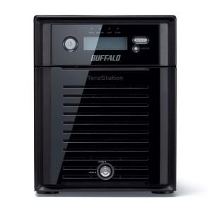 Buffalo TeraStation WS5200DN0402W2WR 4TB 2-Bay Desktop NAS with Windows Storage Server