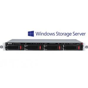 Buffalo TeraStation WS5420RN32S6WR 32TB 4-Bay Rackmount NAS with Windows Storage Server 2016