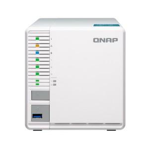 QNAP TS-351 3-Bay RAID 5 NAS with M.2 SSD slots