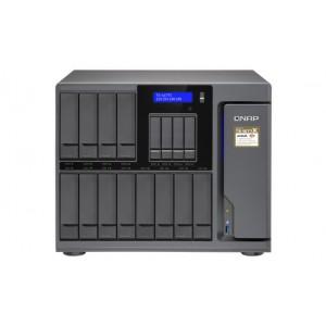 QNAP TS-1677X-1700-64G 16-Bay AMD Ryzen 7 NAS
