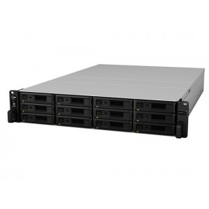 Synology RackStation RS18017xs+ 12-Bay Highly Scalable Rackmount NAS
