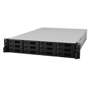 Synology RackStation RS3617xs+ 12-Bay Rackmount NAS