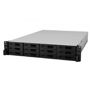 Synology RackStation RS3618xs 12-Bay Highly Scalable Rackmount NAS