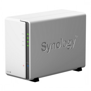 Synology DiskStation DS218j Entry-Level 2-Bay NAS