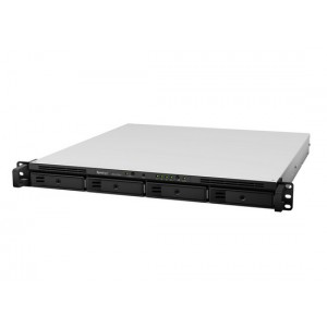 Synology RackStation ​RS1619xs+ 4-Bay High-Performance Rackmount NAS