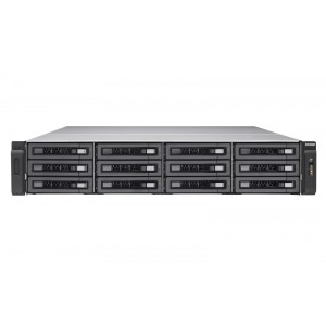 QNAP TES-1885U-D1521-8GR 18-bay Rackmount NAS with Intel Xeon D Processor