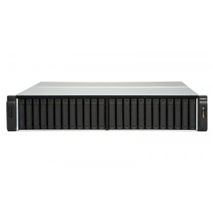 QNAP TES-3085U-D1531-16GR 30-bay Rackmount NAS with Intel Xeon D Processor
