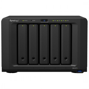 Synology DiskStation DS1517+(8GB) 5-Bay NAS
