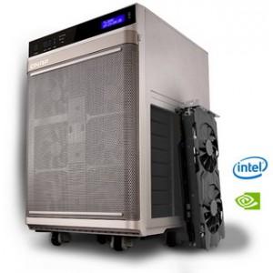 QNAP TS-2888X-W2133-64G 28-bay AI-Ready NAS with Intel Xeon W-2123 Processor