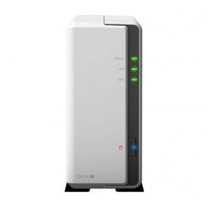 Synology DiskStation DS120j 1-Bay Personal NAS