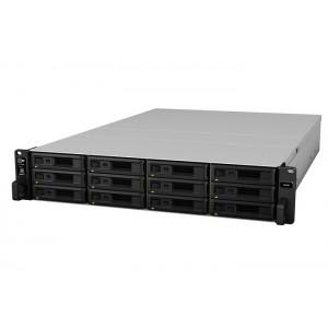 Synology SA3400 12-Bay SAS / SATA Rackmount NAS