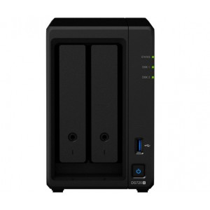 Synology DiskStation DS720+ 2-Bay NAS