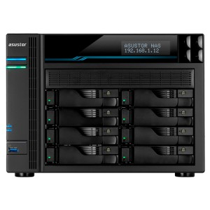 ASUSTOR LOCKERSTOR 8 (AS6508T) 8-Bay NAS