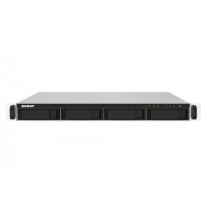 QNAP TS-432PXU-RP-2G Quad-Core 10GbE 4-Bay Rackmount NAS with redundant power supply