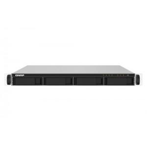 QNAP TS-432PXU-2G Quad-Core 10GbE 4-Bay Rackmount NAS with Single Power Supply