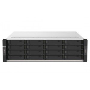 QNAP GM-1002 3U 20-Bay dual ZFS NAS with Intel Xeon E CPUs