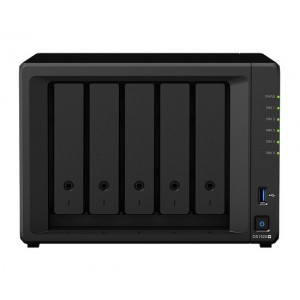 Synology DiskStation DS1520+ 5-Bay NAS (Up to 15-Bay)