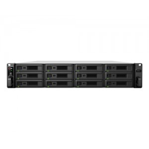 Synology RackStation ​RS3621xs+ 12-Bay Rackmount NAS