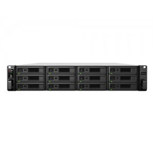 Synology RackStation ​RS3621RPxs 12-Bay High-performance Rackmount NAS