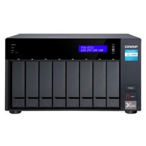 QNAP TVS-872X-i3-8G 8-Bay 10GbE NAS