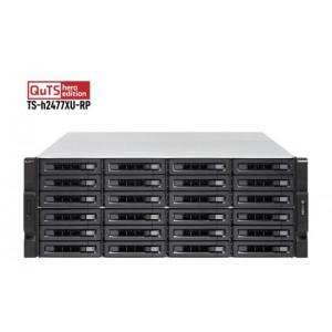 QNAP TS-h2477XU-RP-3700X-32G 24-Bay ZFS Rackmount NAS with AMD Ryzen 7 Processor / QuTS hero
