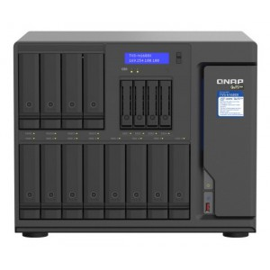 QNAP TVS-h1688X-W1250-32G 16-Bay QuTS hero NAS with Intel Xeon W Processor