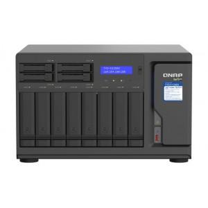 QNAP TVS-h1288X-W1250-16G 12-Bay QuTS hero NAS with Intel Xeon W Processor